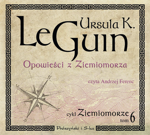 Opowieści z Ziemiomorza - Ursula Kroeber Le Guin - audiobook