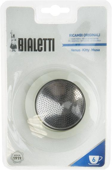 Uszczelki do kawiarek stalowych Bialetti 6 tz