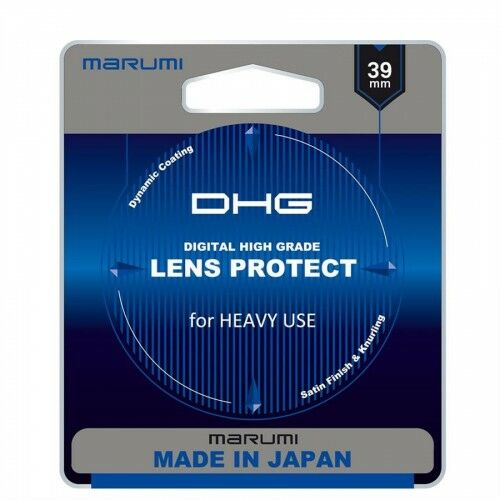 MARUMI DHG Lens Protect 39mm