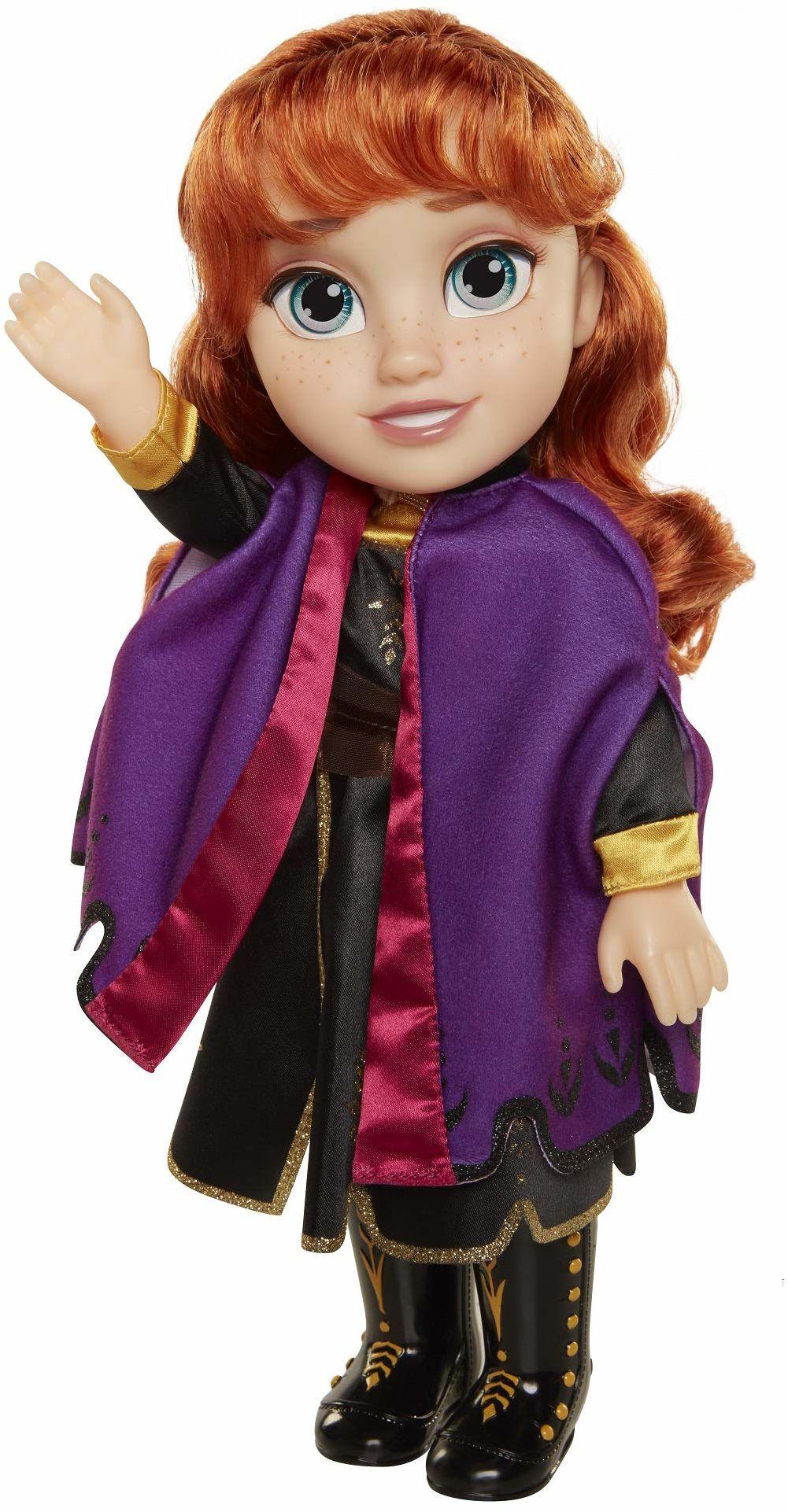 Frozen 2 Lalka podróżna Anna