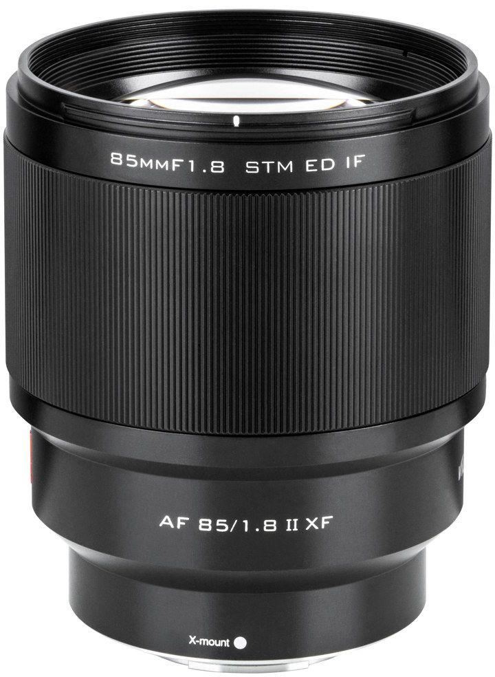 Obiektyw Viltrox AF 85mm F1.8 STM XF Fuji X Mark II