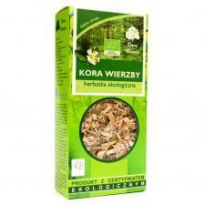 Herbatka z KORY WIERZBY BIO 100 g Dary Natury