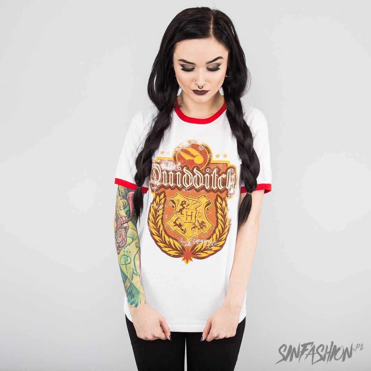 Koszulka harry potter - quidditch