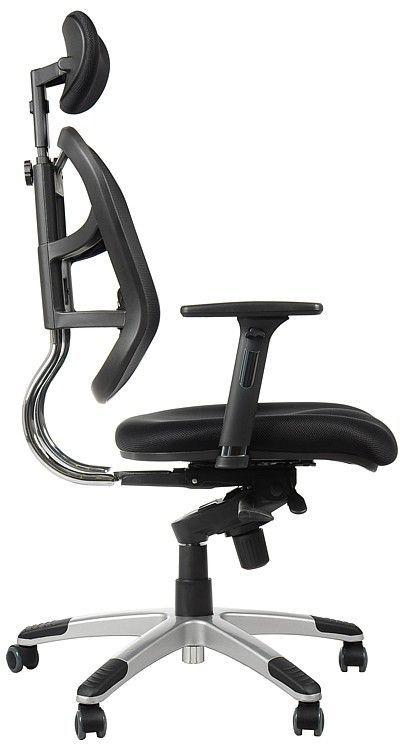 Fotel biurowy HN-5018 czarny  Kupuj w Sprawdzonych sklepach