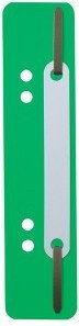 Wąsy do skoroszytu DURABLE zielone 25 sztuk