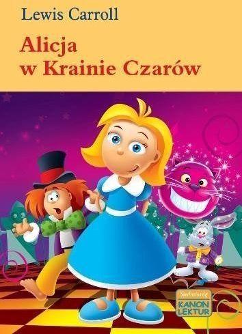 Alicja w Krainie Czarów BR Siedmioróg - Lewis Carroll
