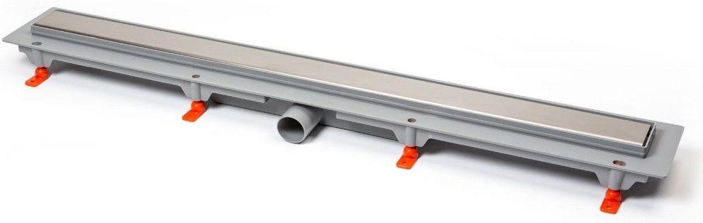 Odpływ liniowy podłogowy 850mm Klasik / Floor połysk