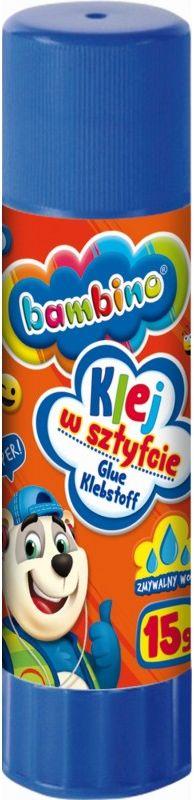 Klej w sztyfcie 15g Bambino 5003080