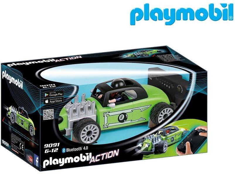 Playmobil - Wyścigówka RC Rock''n''Roll 9091