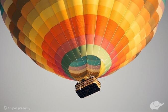 Skok spadochronowy z balonu Karkonosze