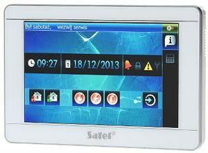 "INT-TSI-WSW Manipulator graficzny 7"" - Satel"