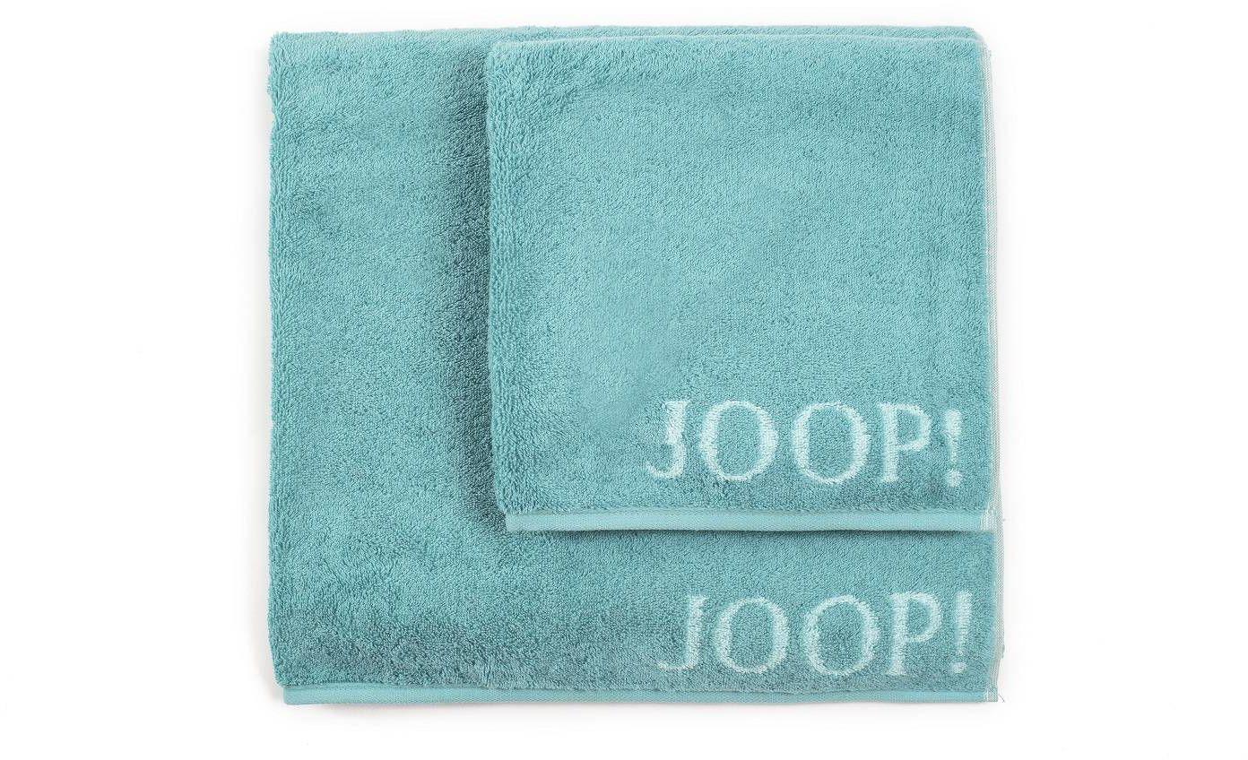 Ręcznik JOOP! Doubleface Classic Turkus