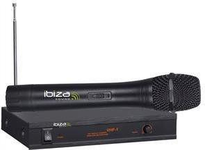 Ibiza Sound Mikrofon bezprzewodowy Ibiza VHF1A