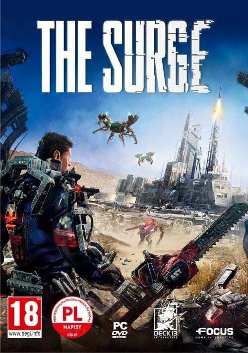 The Surge (PC) PL klucz Steam