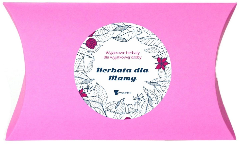 Zestaw Herbat dla Mamy - prezent upominek na Dzień Matki 10 smaków x 5g