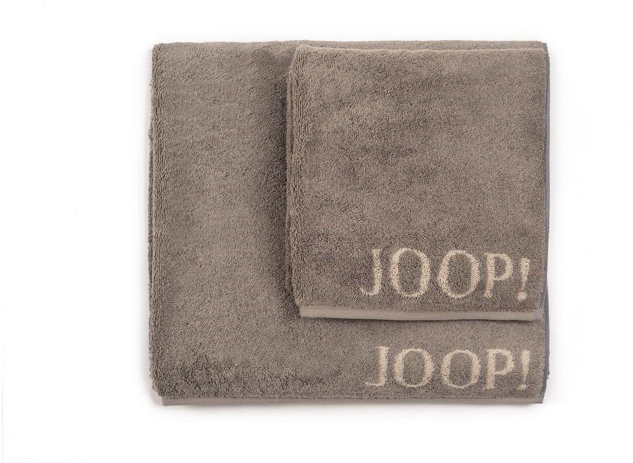 Ręcznik JOOP! Doubleface Classic Graphit