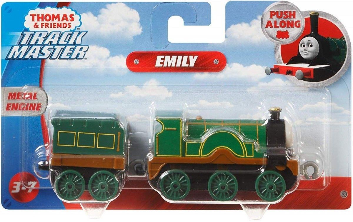 Fisher-Price - Track Masters Pociąg Emily Emilka FXX19