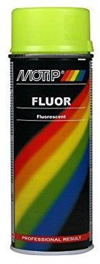 Lakier akrylowy 004022 Motip 400 ml fluorescencyjny żółty Darmowa dostawa