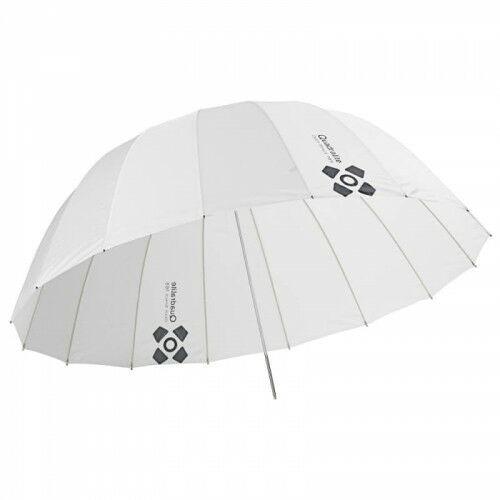Quadralite Deep Space 165 transparent parabolic umbrella