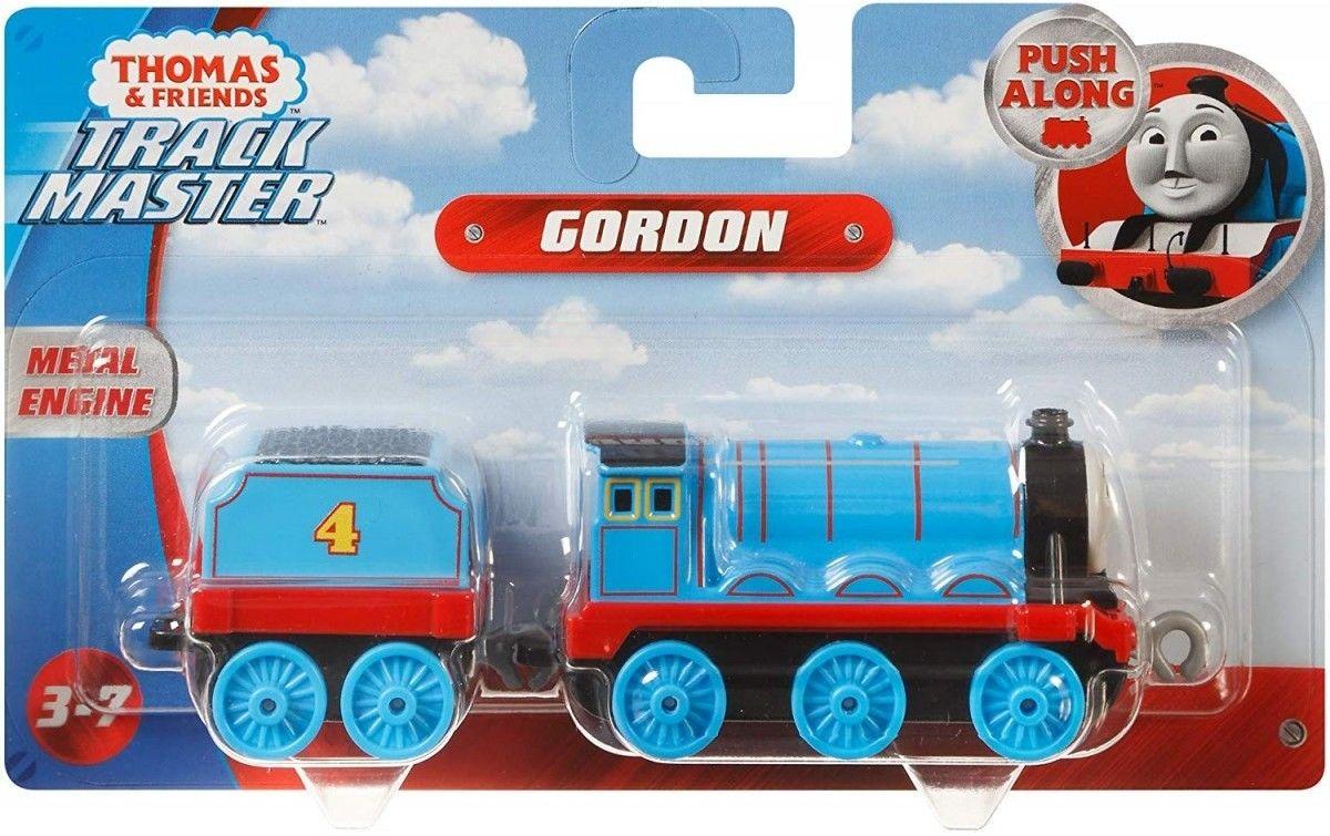 Fisher-Price - Track Masters Pociąg Gordon Gabryś FXX22