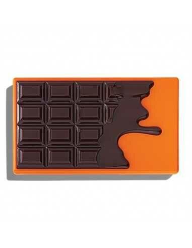 Makeup Revolution Choc Orange Mini Chocolate Palette paleta cieni do powiek