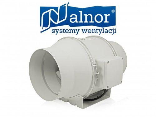 Wentylator kanałowy, osiowy, plastikowy 150mm, 530m3/h (DV-PP-L-150)