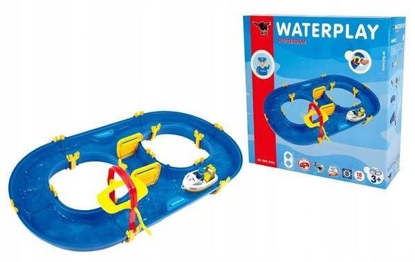 BIG Waterplay Tor wodny Rotterdam wodna piaskownica