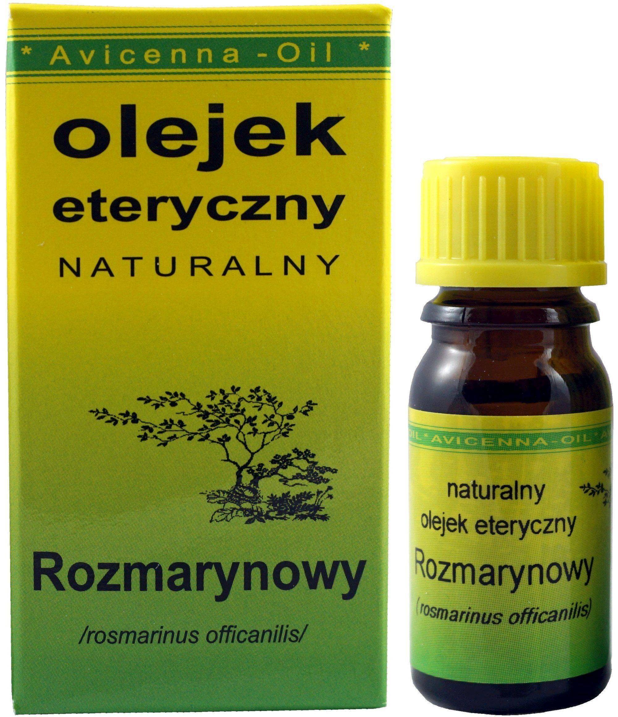 Olejek eteryczny Rozmaryn - 7ml - Avicenna Oil