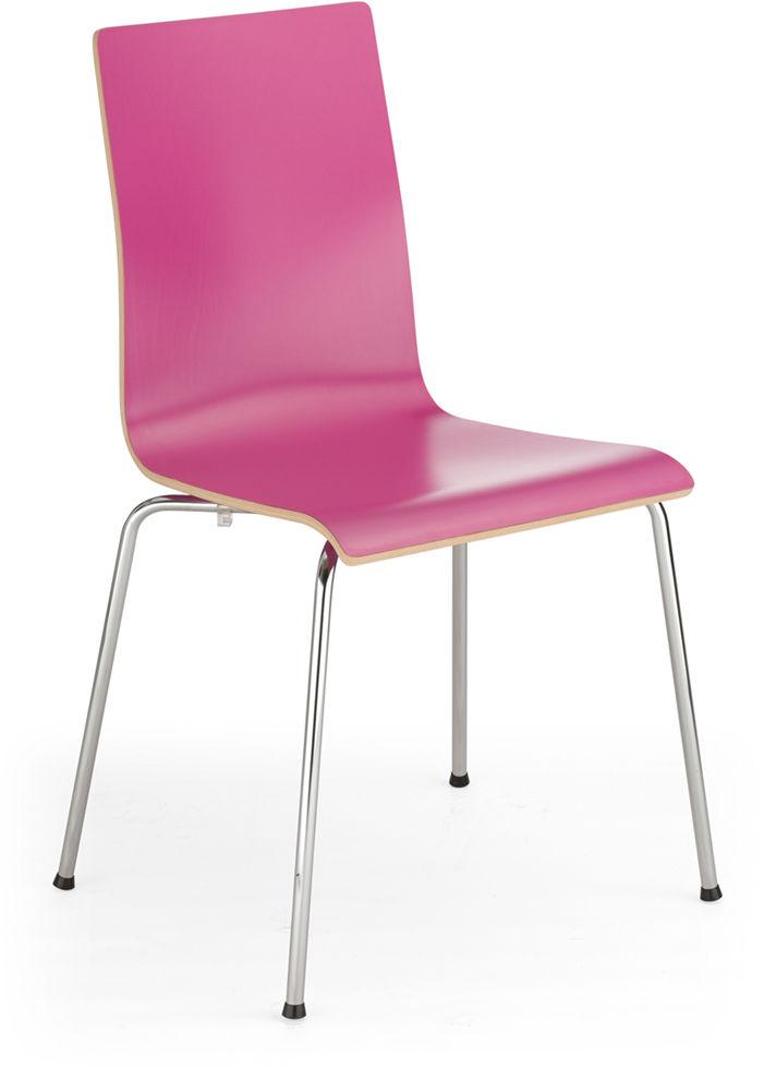 NOWY STYL Krzesło CAFE VII chrome