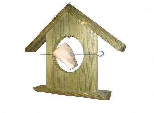 Karmnik dla ptaków 4 x 27 x 23 cm SIKORKA RIM KOWALCZYK