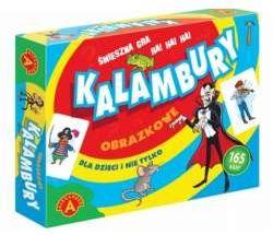Gry ''ALEXANDER'' Kalambury obrazkowe (5906018017687)