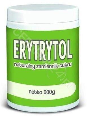 MedFuture Erytrytol naturalny zamiennik cukru - 500 g