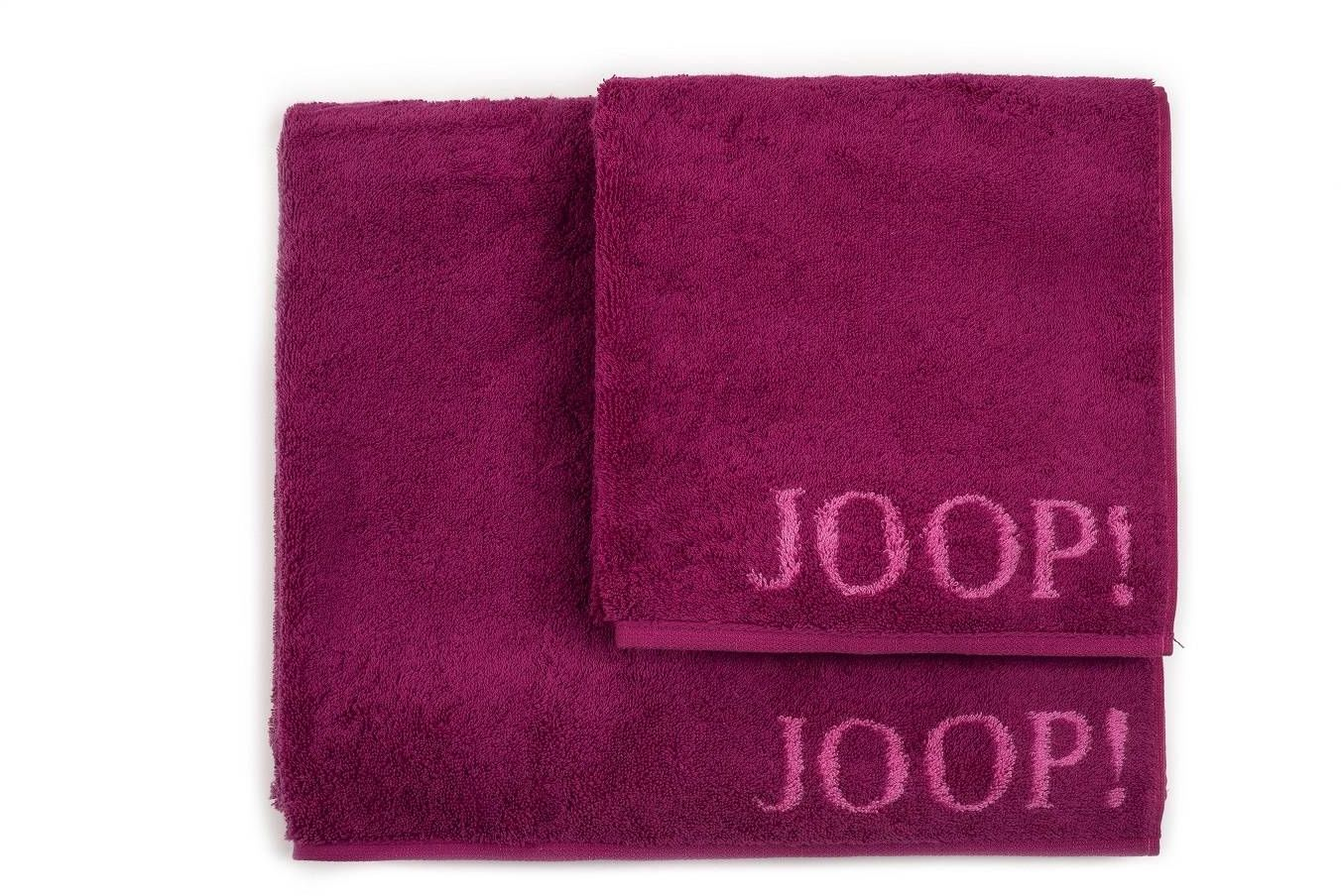 Ręcznik JOOP! Doubleface Classic Cassis
