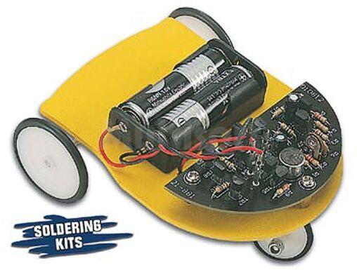 Robot Car - zestaw do samodzielnego montażu
