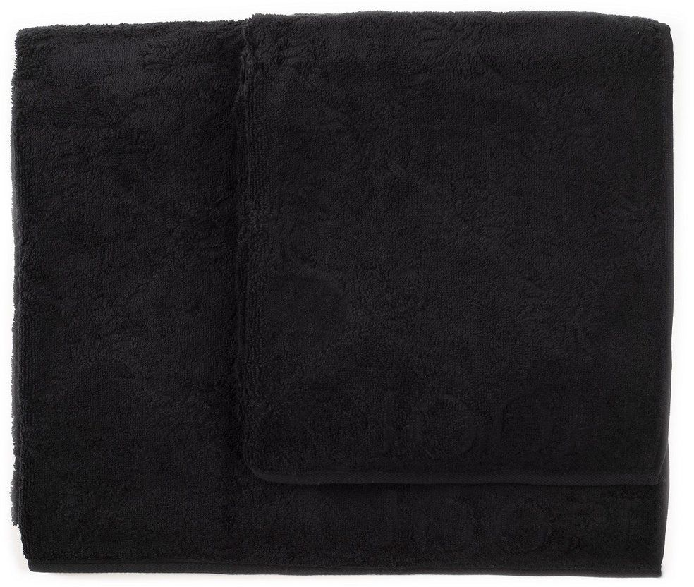 Ręcznik JOOP! Uni Cornflower Black