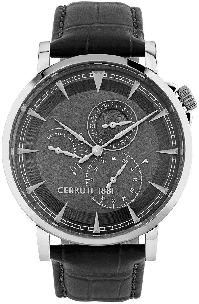 Zegarek Cerruti 1881 CRA24905 CAIANO - CENA DO NEGOCJACJI - DOSTAWA DHL GRATIS, KUPUJ BEZ RYZYKA - 100 dni na zwrot, możliwość wygrawerowania dowolnego tekstu.