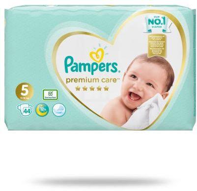 Pampers Premium Care 5 pieluchy 11-16 kg 44 sztuki