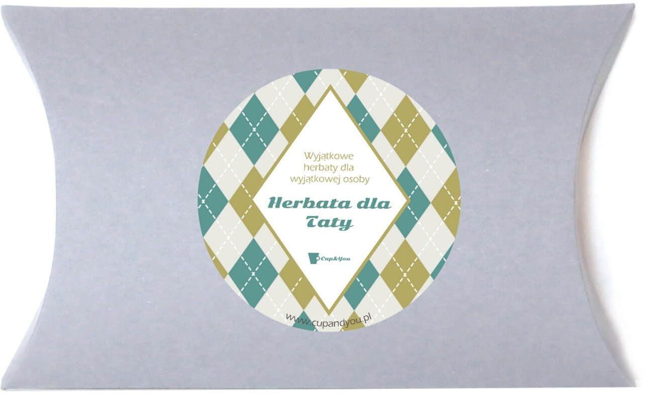 Zestaw Herbat dla Taty - prezent upominek na Dzień Ojca 10 wyjątkowych smaków