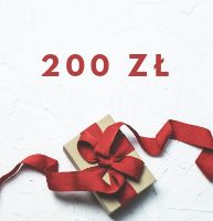 Karta prezentowa 200 zł