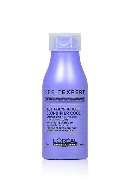 Loreal Blondifier Cool Szampon neutralizujący do chłodnych odcieni blond 100 ml