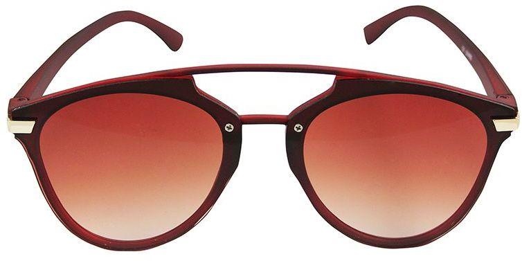 Okulary Przeciwsłoneczne, Brązowe, Panto, Męskie, Uniwersalne -EM Mens Accessories OKLREMACS55021