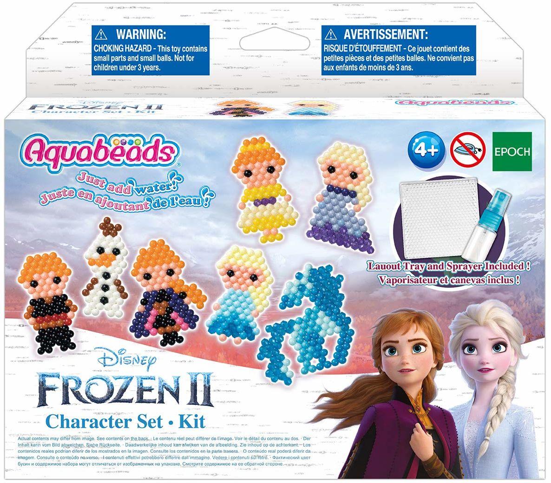 Aquabeads 31370 Frozen zestaw 2 znaków