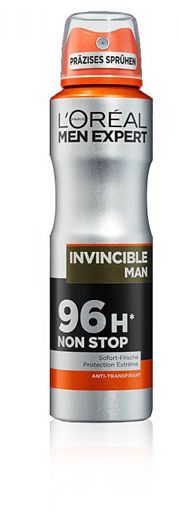 Loreal Men Expert Invincible Antyperspirant dla mężczyzn 150 ml