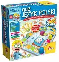 Mały Geniusz Quiz Język polski - Lisciani