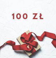 Karta prezentowa 100 zł