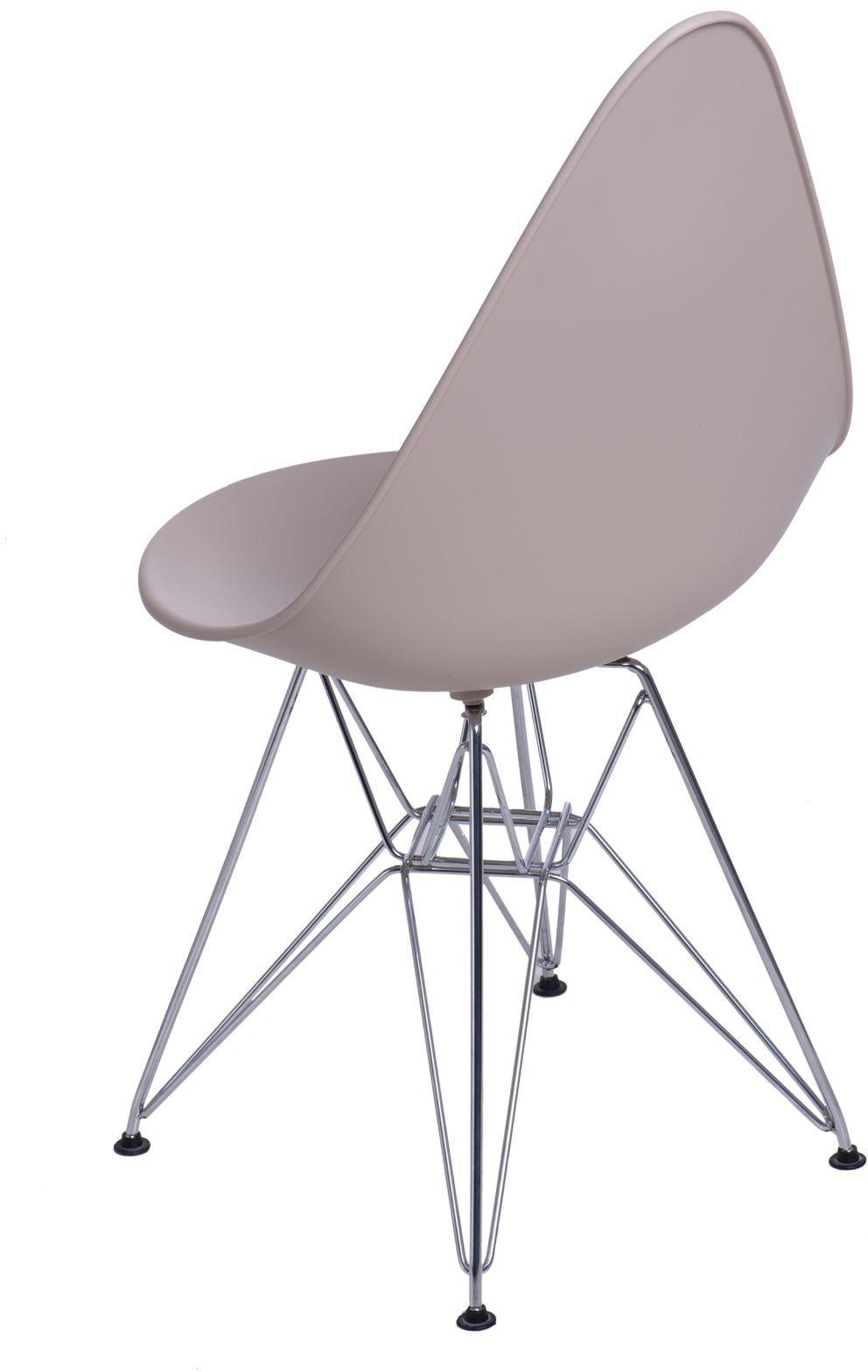 D2 Krzesło Rush DSR beżowe