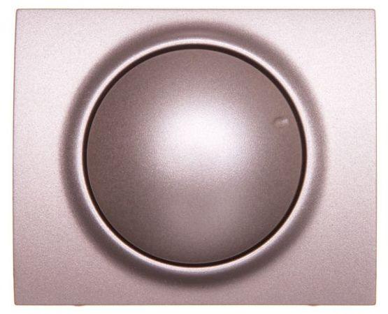 SISTENA LIFE Plakietka ściemniacza titan 771468