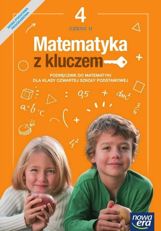 Matematyka z kluczem podręcznik dla klasy 4 część 2 szkoły podstawowej 67603 875/1/2017 ZAKŁADKA DO KSIĄŻEK GRATIS DO KAŻDEGO ZAMÓWIENIA