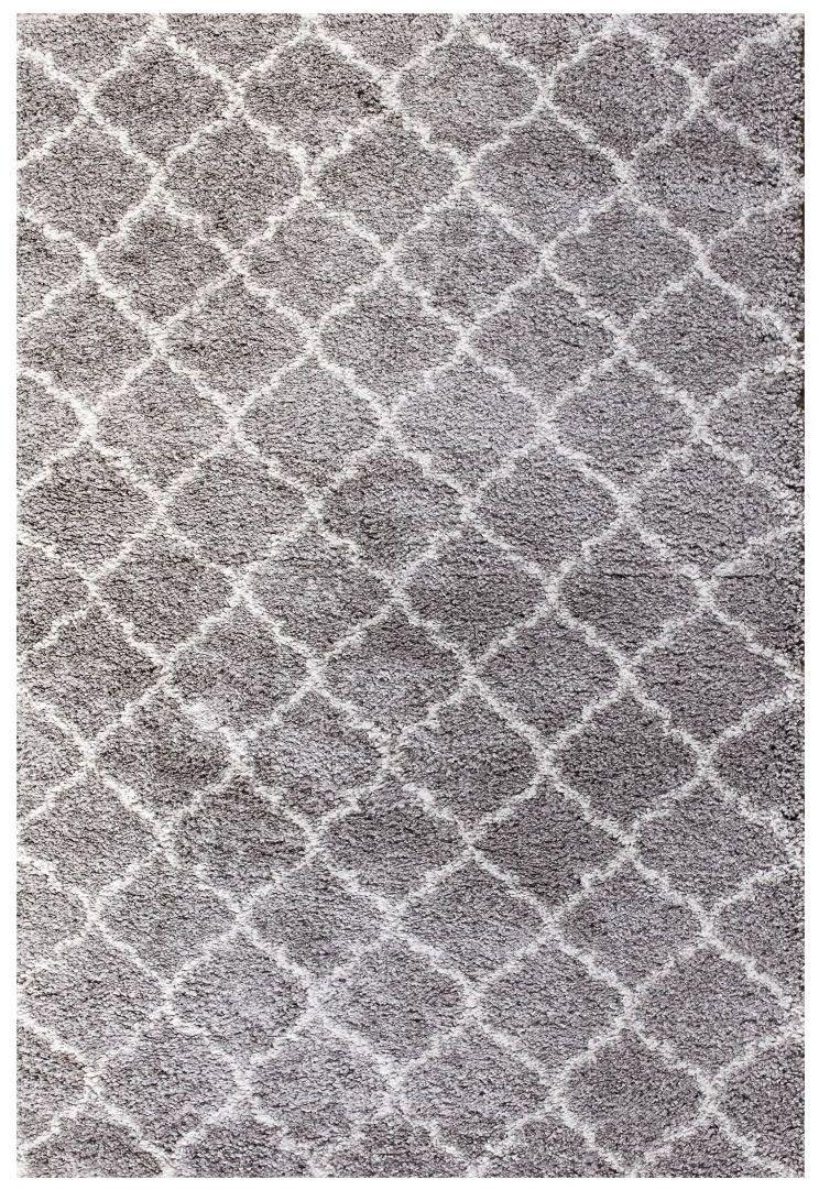 Dywan Royal Marocco light grey/cream 67x130cm