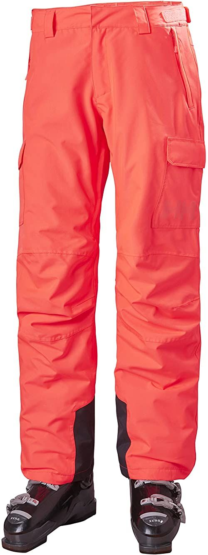 Helly Hansen Damskie spodnie typu Switch Cargo Insulated, Neon Coral, L